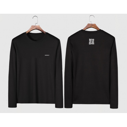 Cheap Givenchy T-Shirts Long Sleeved For Men #910674 Replica Wholesale [$34.00 USD] [W#910674] on Replica Givenchy T-Shirts