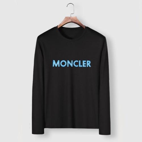 Cheap Moncler T-Shirts Long Sleeved For Men #910708 Replica Wholesale [$34.00 USD] [W#910708] on Replica Moncler T-Shirts