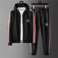 Armani Tracksuits Long Sleeved For Men #907955