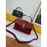 Yves Saint Laurent YSL AAA Messenger Bags For Women #909354