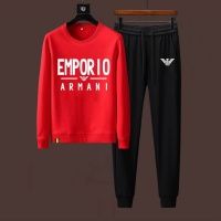 Armani Tracksuits Long Sleeved For Men #911943
