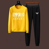 Armani Tracksuits Long Sleeved For Men #911944
