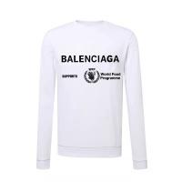 Balenciaga Hoodies Long Sleeved For Men #911983