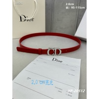 Christian Dior AAA Quality Belts #912050