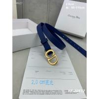 Christian Dior AAA Quality Belts #912052