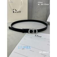Christian Dior AAA Quality Belts #912056