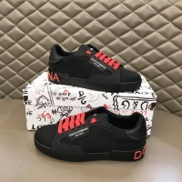 Dolce & Gabbana D&G Casual Shoes For Men #912191