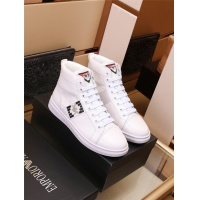 Armani High Tops Shoes For Men #912640