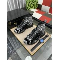 Dolce & Gabbana D&G Boots For Men #913104