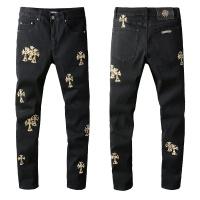 Chrome Hearts Jeans For Men #913229