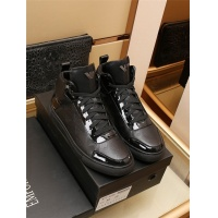 Armani High Tops Shoes For Men #913860