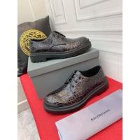 Balenciaga Leather Shoes For Men #913951