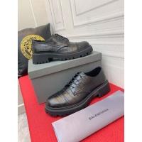 Balenciaga Leather Shoes For Men #913952