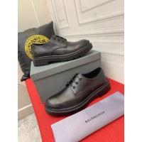 Balenciaga Leather Shoes For Men #913956