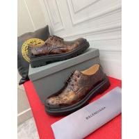 Balenciaga Leather Shoes For Men #913960