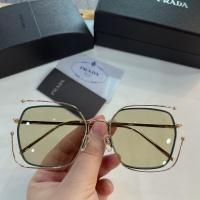 Prada AAA Quality Sunglasses #915420