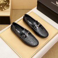 Armani Leather Shoes For Men #917510