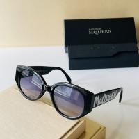 Alexander McQueen AAA Quality Sunglasses For Women #921453