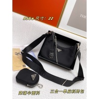 Prada AAA Quality Messeger Bags For Women #923348