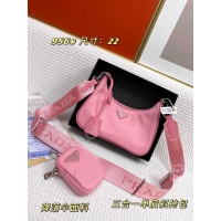 Prada AAA Quality Messeger Bags For Women #923350