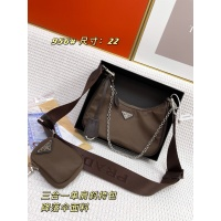 Prada AAA Quality Messeger Bags For Women #923351