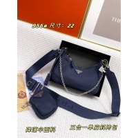 Prada AAA Quality Messeger Bags For Women #923352