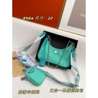 Prada AAA Quality Messeger Bags For Women #923353