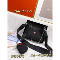 Prada AAA Quality Messeger Bags For Women #923354