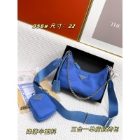 Prada AAA Quality Messeger Bags For Women #923355