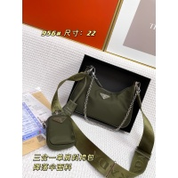 Prada AAA Quality Messeger Bags For Women #923356