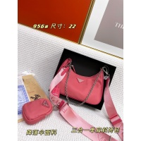 Prada AAA Quality Messeger Bags For Women #923358