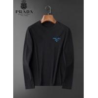 Prada T-Shirts Long Sleeved For Men #923745