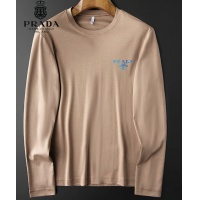 Prada T-Shirts Long Sleeved For Men #923746