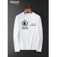 Balenciaga T-Shirts Long Sleeved For Men #923747