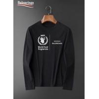 Balenciaga T-Shirts Long Sleeved For Men #923748