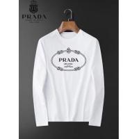 Prada T-Shirts Long Sleeved For Men #923755