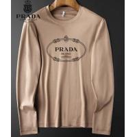 Prada T-Shirts Long Sleeved For Men #923757