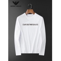 Armani T-Shirts Long Sleeved For Men #923758