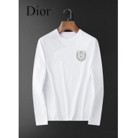 Christian Dior T-Shirts Long Sleeved For Men #923771