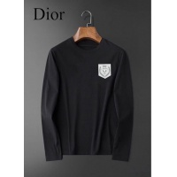Christian Dior T-Shirts Long Sleeved For Men #923772