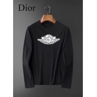 Christian Dior T-Shirts Long Sleeved For Men #923774