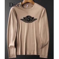 Christian Dior T-Shirts Long Sleeved For Men #923775