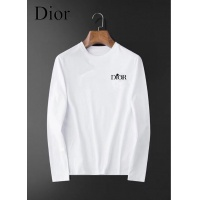 Christian Dior T-Shirts Long Sleeved For Men #923808