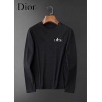 Christian Dior T-Shirts Long Sleeved For Men #923809