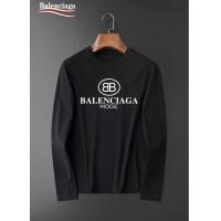 Balenciaga T-Shirts Long Sleeved For Men #923811