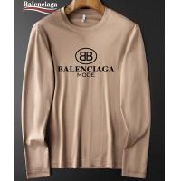 Balenciaga T-Shirts Long Sleeved For Men #923812
