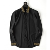 Versace Shirts Long Sleeved For Men #923972