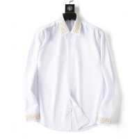 Versace Shirts Long Sleeved For Men #923973