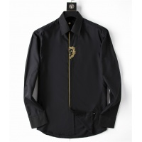 Versace Shirts Long Sleeved For Men #923974