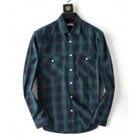 Moncler Shirts Long Sleeved For Men #923986